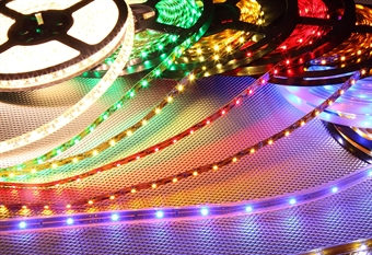 Low-voltage lights strip